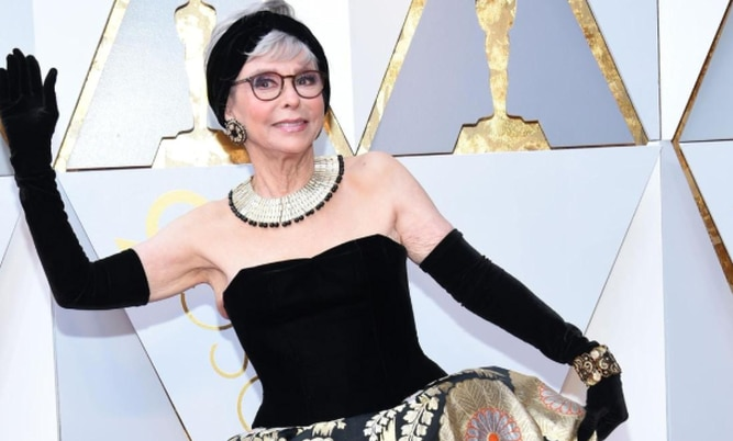 Rita Moreno se une a nueva adaptación de 'West Side Story'