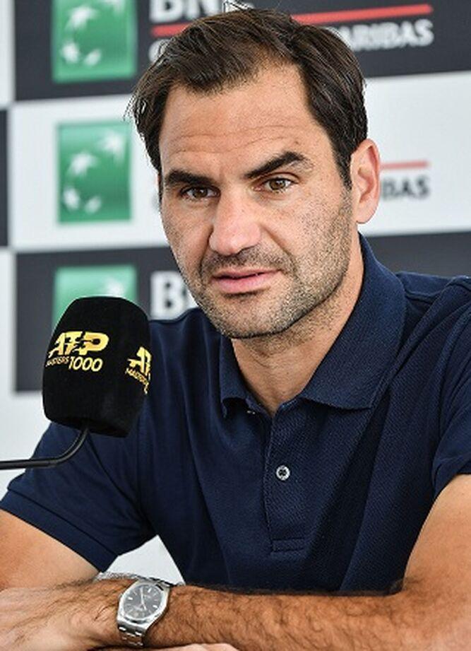 Lluvia aplaza estreno de Federer y Nadal en torneo de Roma