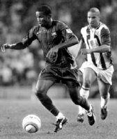 Samuel Eto'o quiere quedarse en el Barça