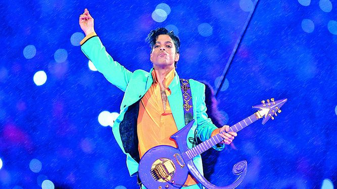 'Showtime' transmitirá película de Prince