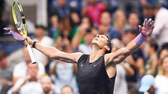 Rafa Nadal entra a semifinales del US Open de tenis
