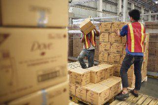 Venta trimestral de Unilever crece 5%