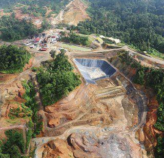 Minera Panamá, solidaria en millonaria multa ambiental