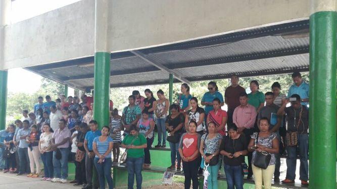 500 docentes de la comarca Ngäbe Buglé siguen en paro
