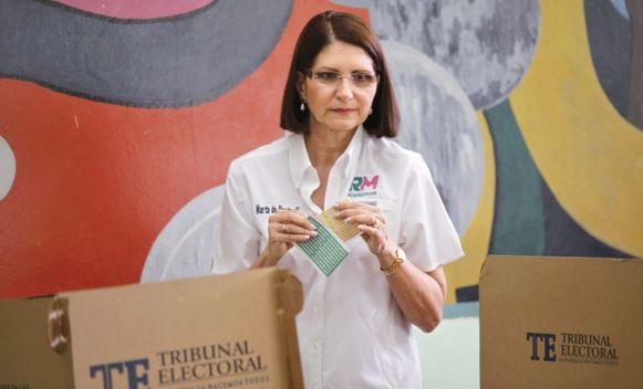 Martinelli, candidato a diputado