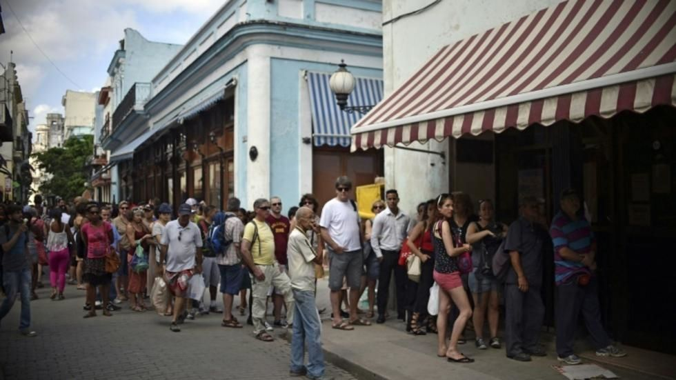 Resultado de imagen de Western Union corta el envío de dinero a Cuba desde fuera de los Estados Unidos