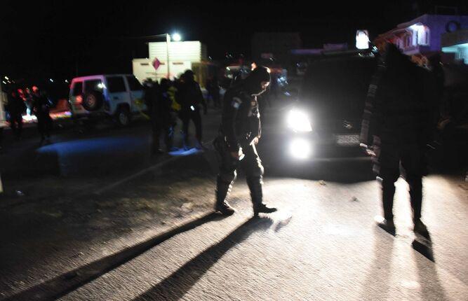 Un camión articulado atropella y mata a 18 personas en Guatemala