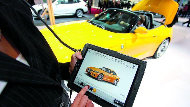 BMW busca frenar a Mercedes-Benz
