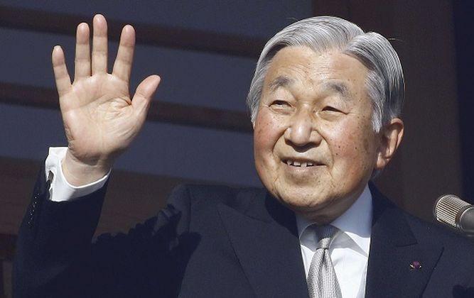 Emperador japonés Akihito renunciará al trono en abril de 2019