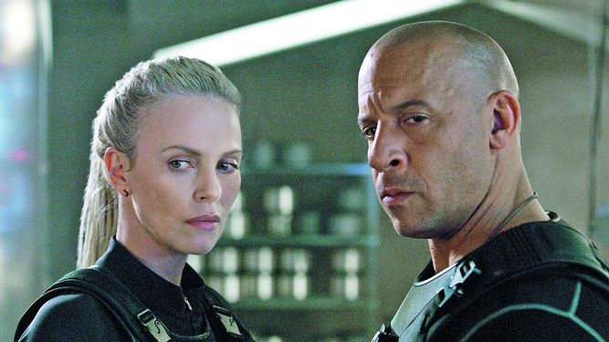 'The Fate of the Furious 8' recauda $100.2 millones