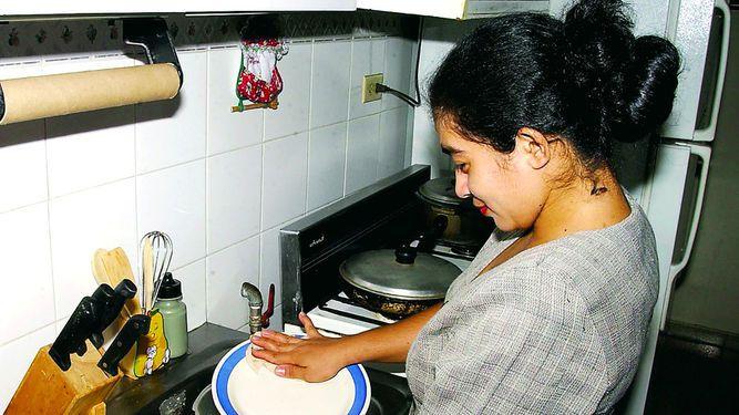 Cambios para empleadas domésticas