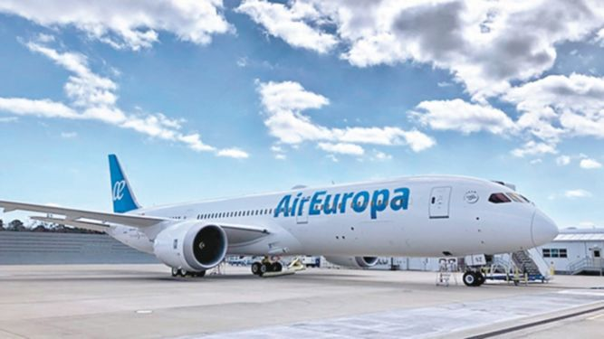 Air Europa aplicará un plan de despidos temporales