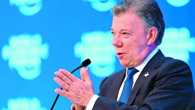Juan Manuel Santos teme que se pierda la esperanza de lograr la paz