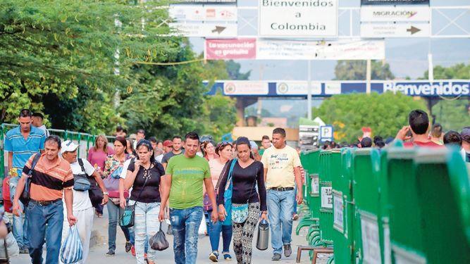 Venezuela espera por ayuda