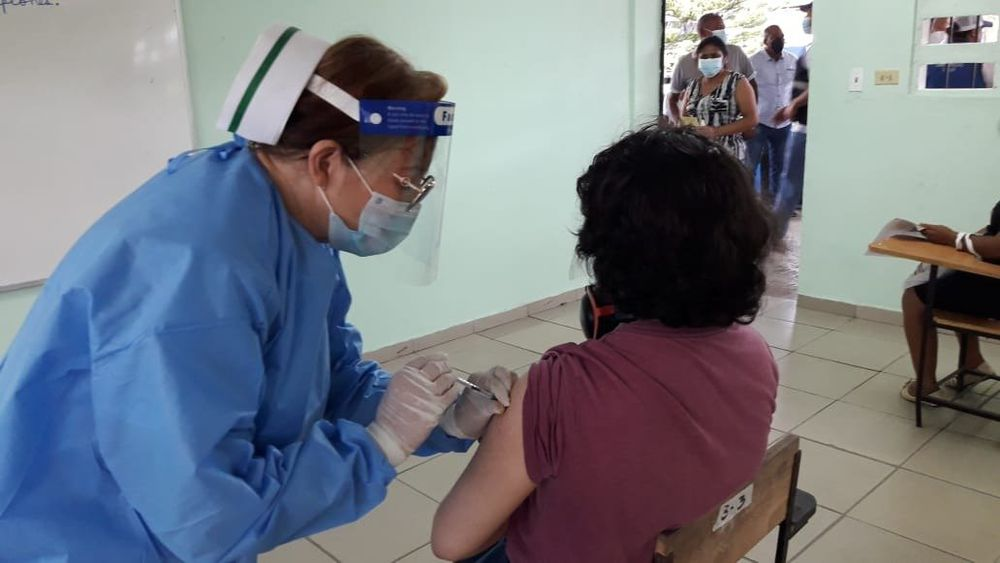 En Panamá se han aplicado 1,975,276 dosis de las vacunas contra la Covid-19, revela el Minsa