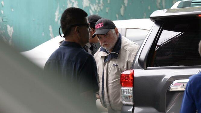 Jefa de informática del Consejo de Seguridad habla sobre los correos de Rony Rodríguez y William Pittí