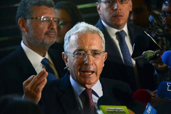 Álvaro Uribe pide medidas cautelares a CIDH ante investigación judicial en Colombia