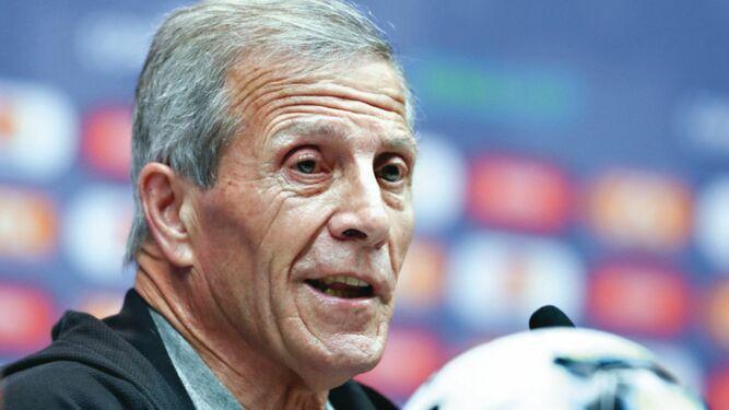 Uruguay no va a especular en su partido de hoy contra Chile