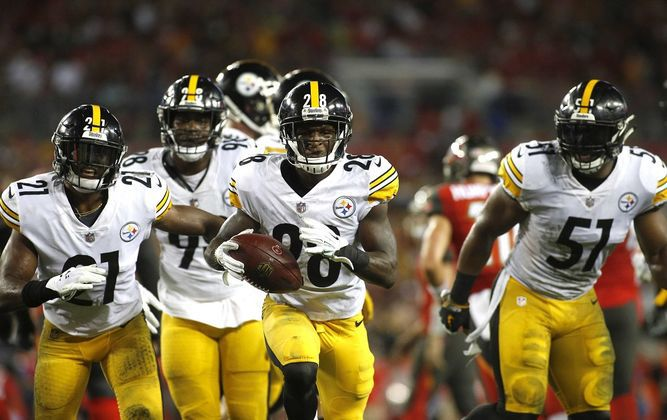 Roethlisberger brilla y Steelers frenan a Buccaneers