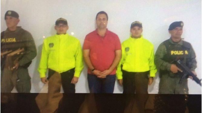 Detienen en Colombia a Nidal Waked, por investigación en Florida