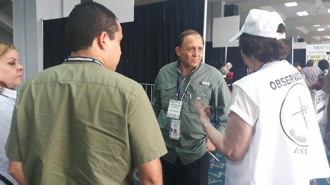 Magistrado Heriberto Araúz calcula que la participación será superior a 80%