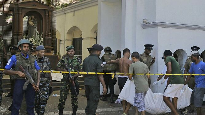 Sri Lanka no respondió a los avisos de un ataque terrorista