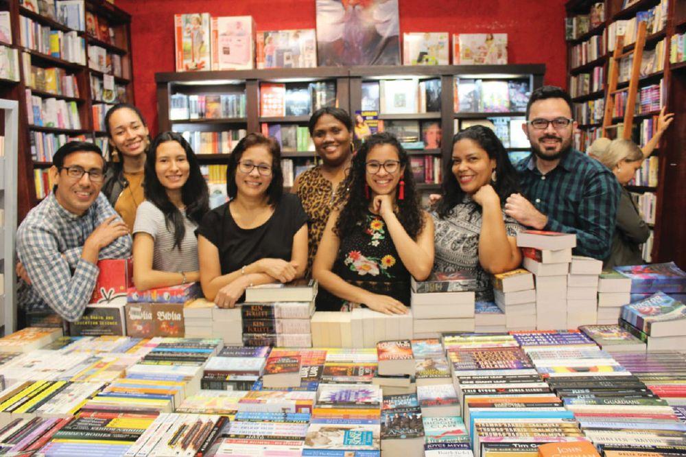 Tiempo para celebrar la literatura panameña