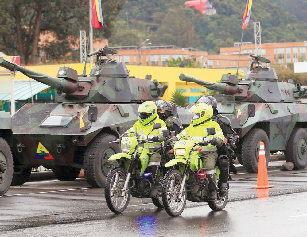 Condena internacional al 'abuso policial' en Cali