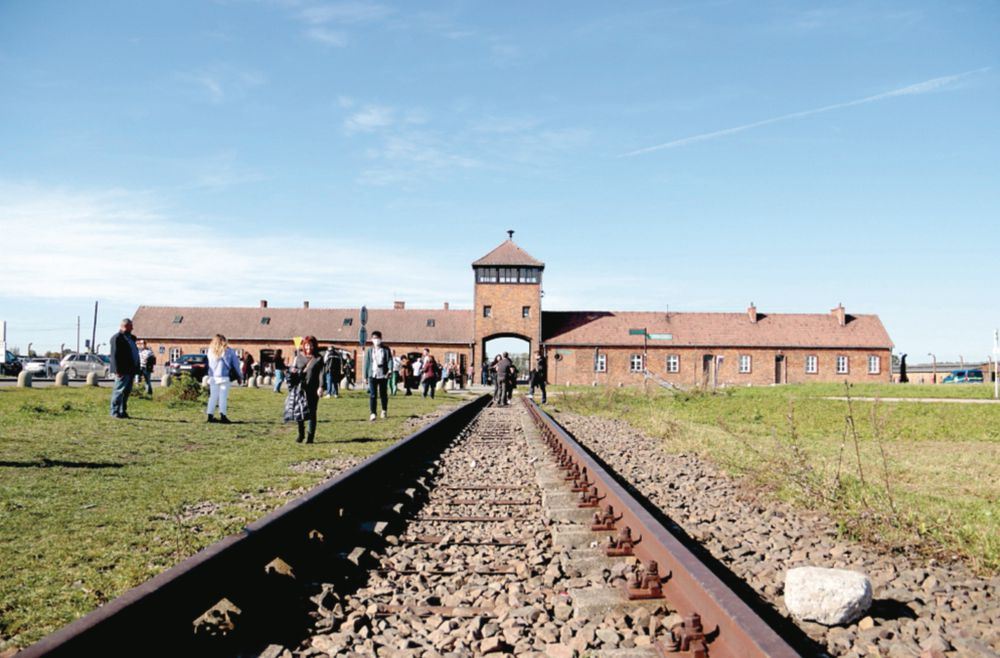 Los eventos para conmemorar y recordar el Holocausto