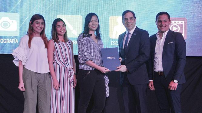 Estudiantes de la USMA ganan primer lugar en el Concurso de Artes Banconal
