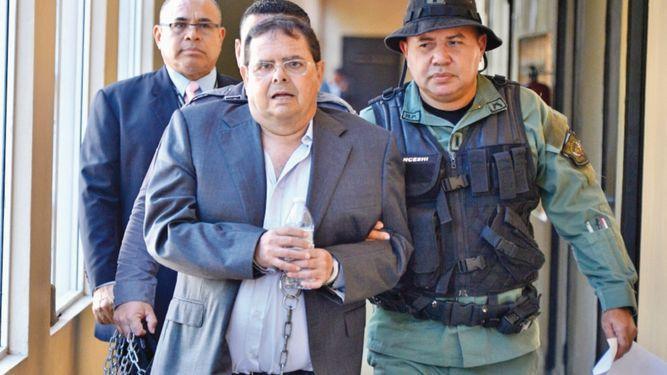 Exdirector de la DGI Luis Cucalón fue sentenciado a ocho años de prisión