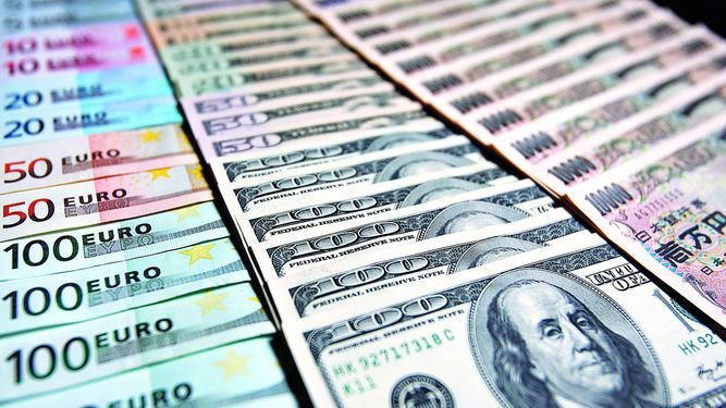 El dólar repunta a máximo nivel
