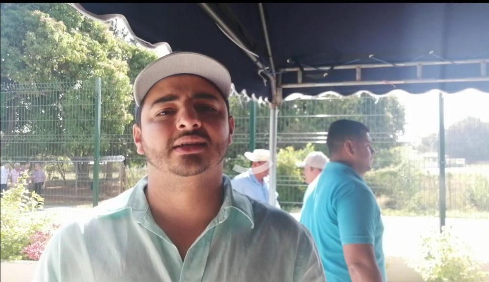 Diputado Julio Mendoza informa que está en cuarentena por dar positivo del Covid-19