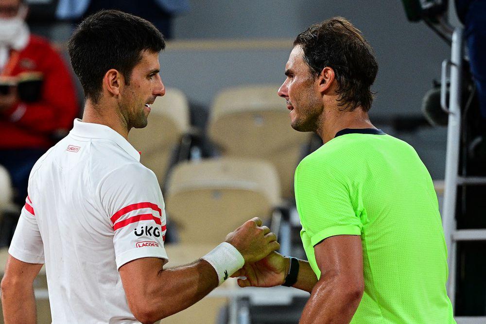 Djokovic supera a Nadal y jugará la final del Roland Garros ante Tsitsipas