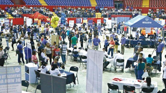 6.4% de desempleo dispara la búsqueda de trabajo