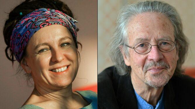 Polaca Olga Tokarczuk y austriaco Peter Handke reciben Nobel de Literatura 2018 y 2019