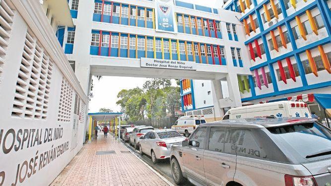 Patronato del Hospital del Niño pide al Gobierno que acelere construcción de nuevo centro hospitalario