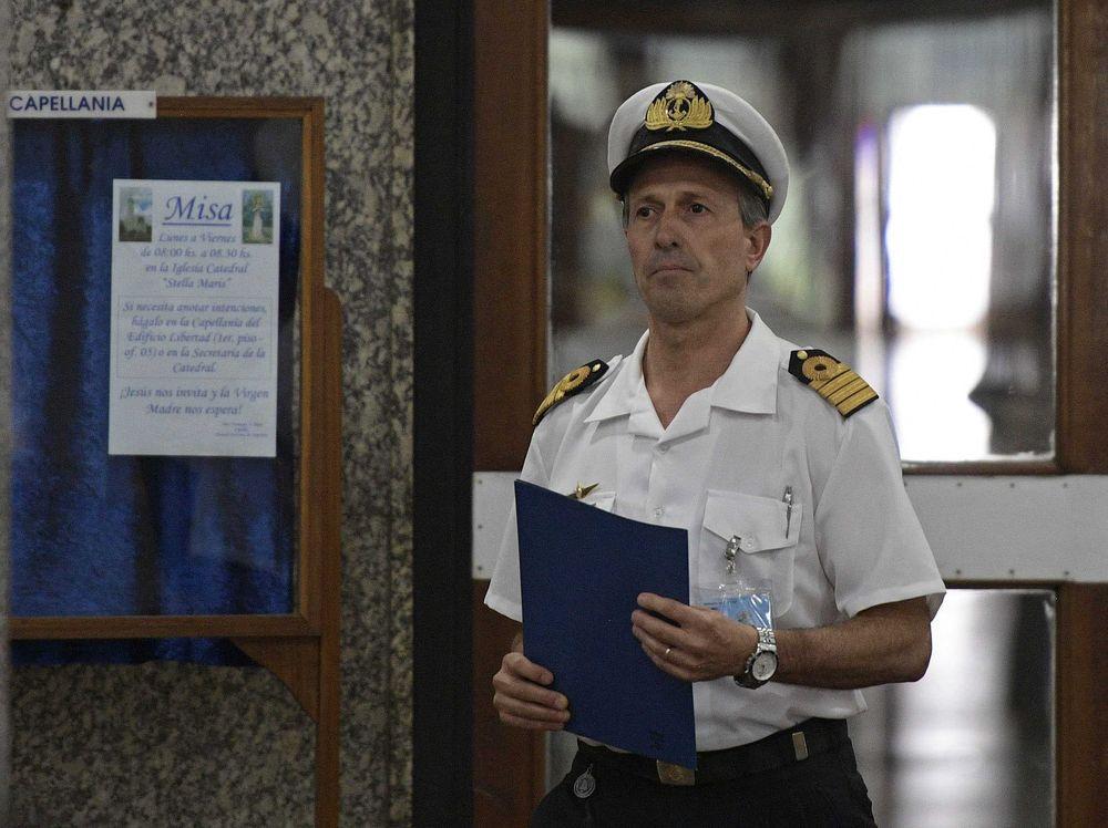 Submarino desaparecido: agua en 'snorkel' causó cortocircuito