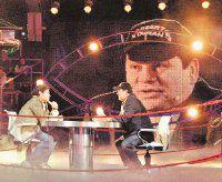 Roberto Durán estuvo con Diego Maradona