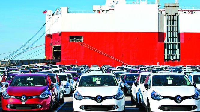 Venta de vehículos en la Unión Europea crece un 5.8%