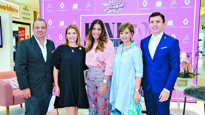 Altaplaza Mall presenta 'We are Pink Heroes'