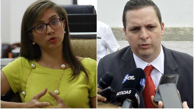 Carlos Rubio es el nuevo ministro de Gobierno, ante la renuncia de María Luisa Romero