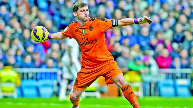 Iker Casillas se presentará a las elecciones a la Federación Española de Fútbol