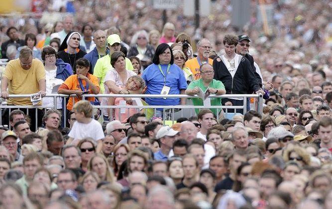 El papa Francisco se despide de Estados Unidos y va rumbo a Roma
