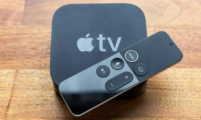 Apple espera lanzar servicio de video Apple TV + en noviembre