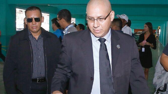 Perito confirmó que un golpe provocó la muerte a Calderón