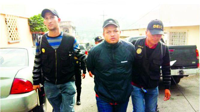 Capturan a 26 miembros de pandillas por extorsión