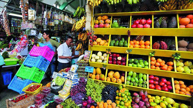 Inflación peruana sigue en rango oficial