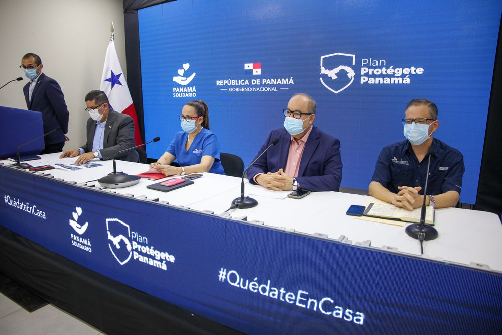 Minsa reporta 5,166 casos de coronavirus en Panamá; sigue la cuarentena total el fin de semana