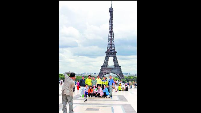 El turismo mundial creció en 2016, impulsado por Asia